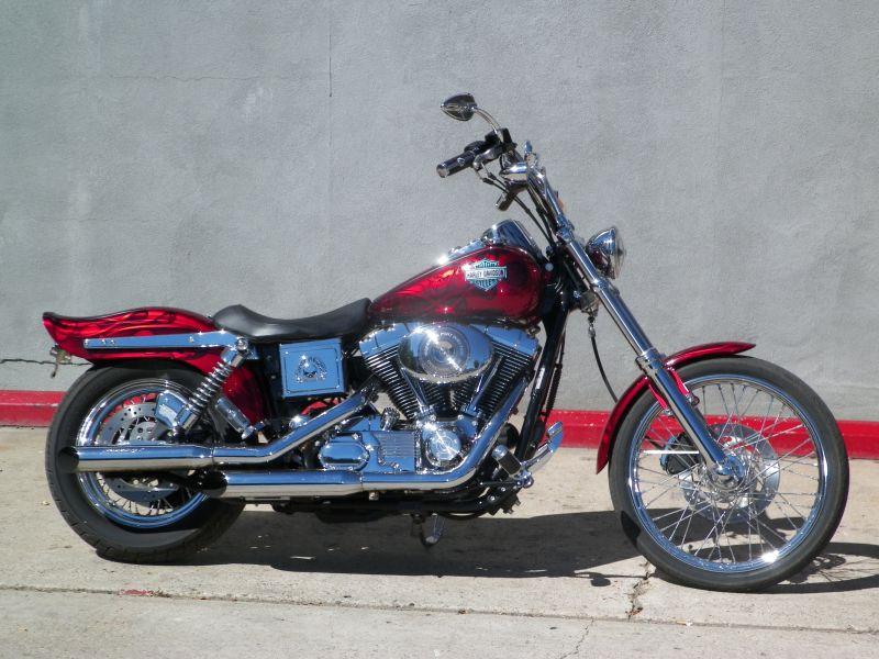 2005 Harley Davidson Fxdwgi Dyna Wide Glide