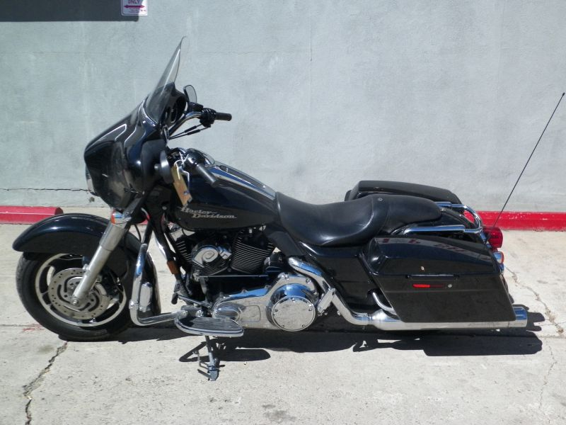 SOLD: 2007 Harley-Davidson FLHX Street Glide