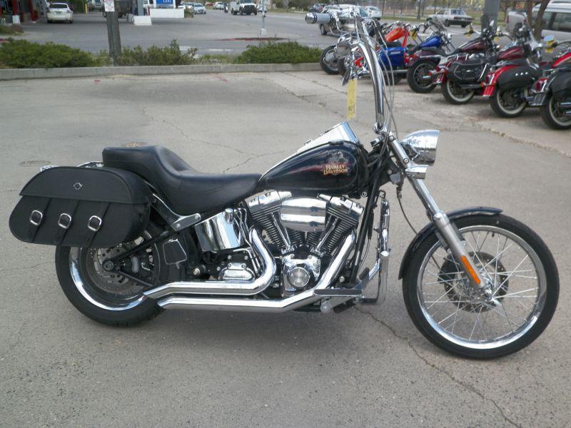 2010 Harley Davidson Fxstc Softail Custom