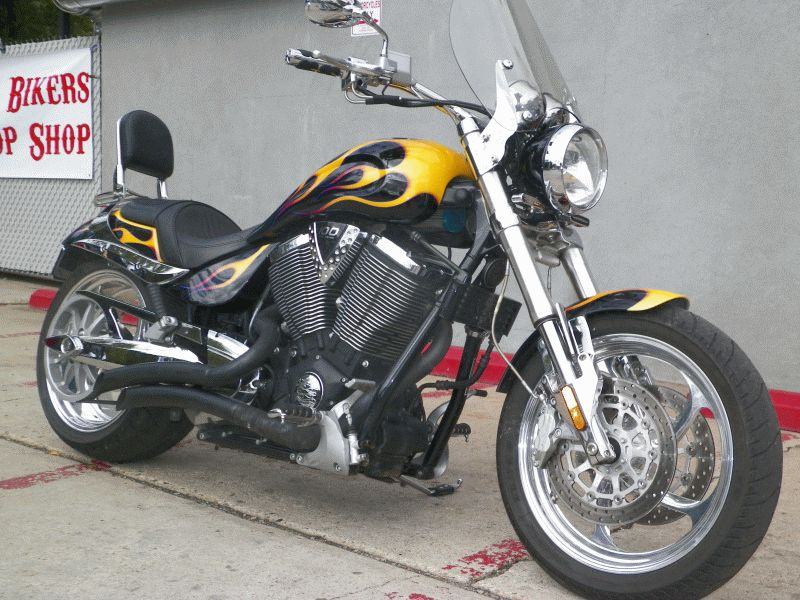 2005 Victory Motorcycles Hammer