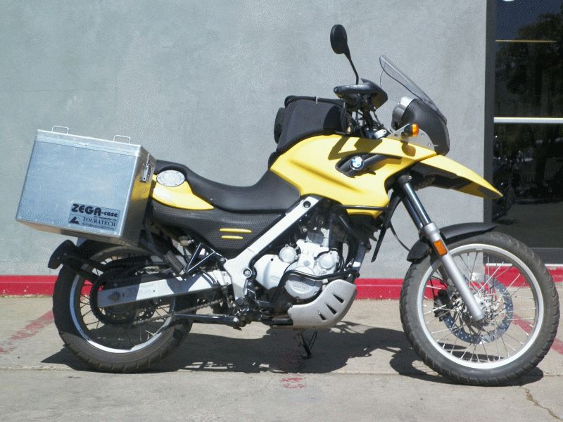 Sold 2005 Bmw F650gs