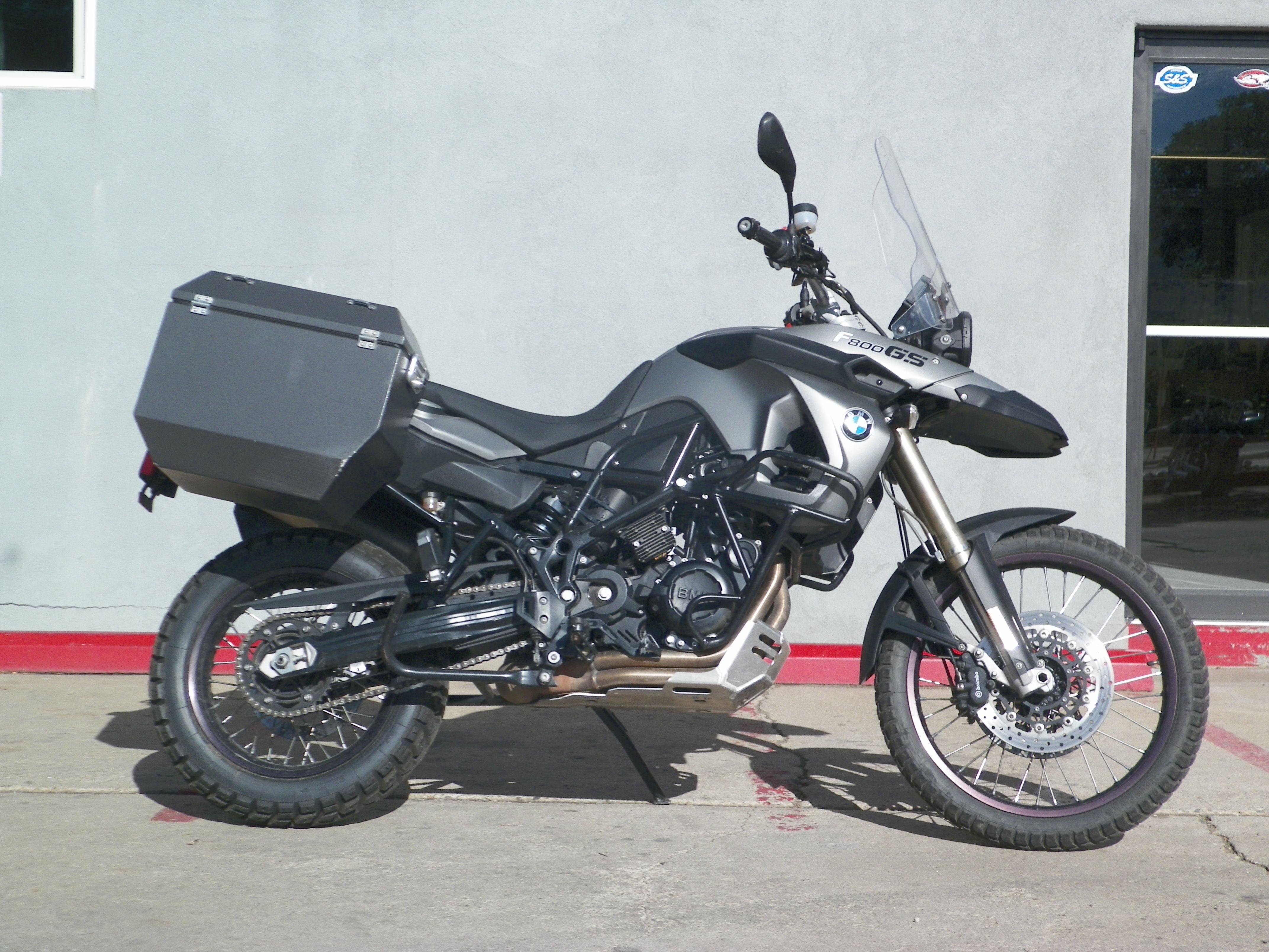 Sold 2009 Bmw F800gs