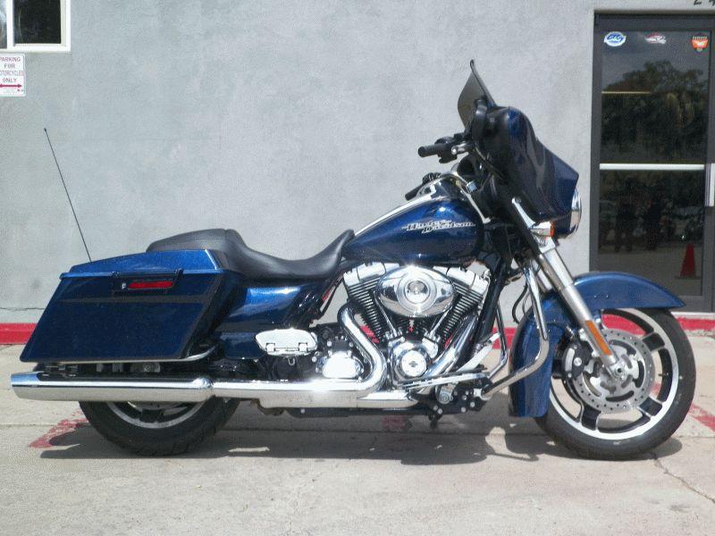 SOLD: 2012 Harley-Davidson FLHX Street Glide
