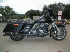 Sold 2010 Harley Davidson Flhx Street Glide